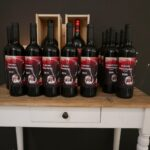 persönliche Weinflaschen